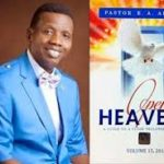Open Heaven, RCCG Daily Devotional & Prayer Points for Friday 10 July 2020