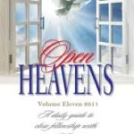 OPEN  HEAVEN, RCCG DAILY DEVOTIONAL, WEDNESDAY 5 MAY  2021