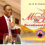 MOUNTAIN TOP LIFE, MFM DAILY DEVOTIONAL, FRIDAY 6 AUGUST 2021: Prince of this world